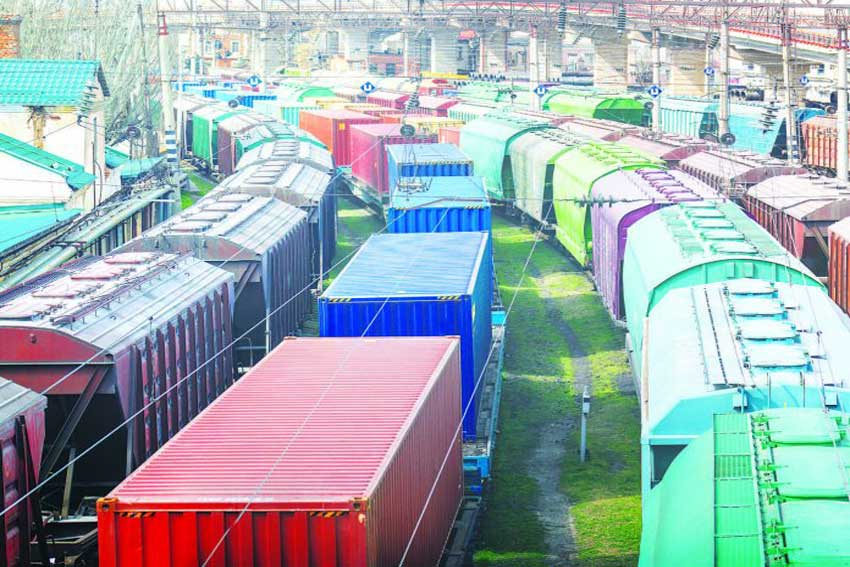 Trains Imperative for African Development