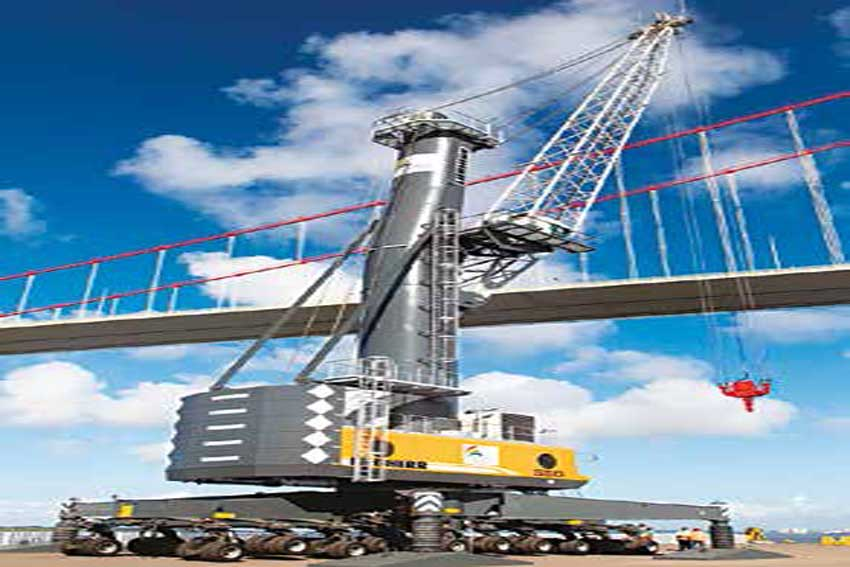 Additional cranes deployed to deal with port growth
