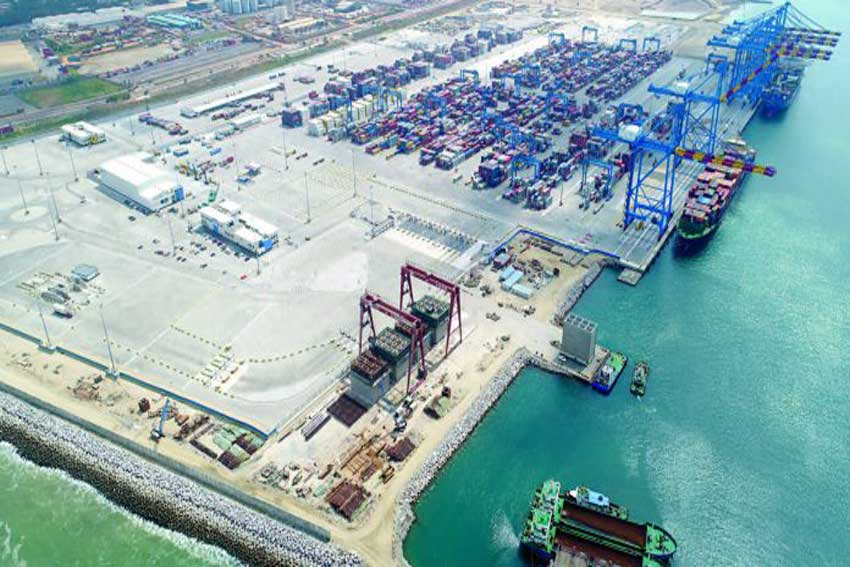Phase two of Tema port expansion under way