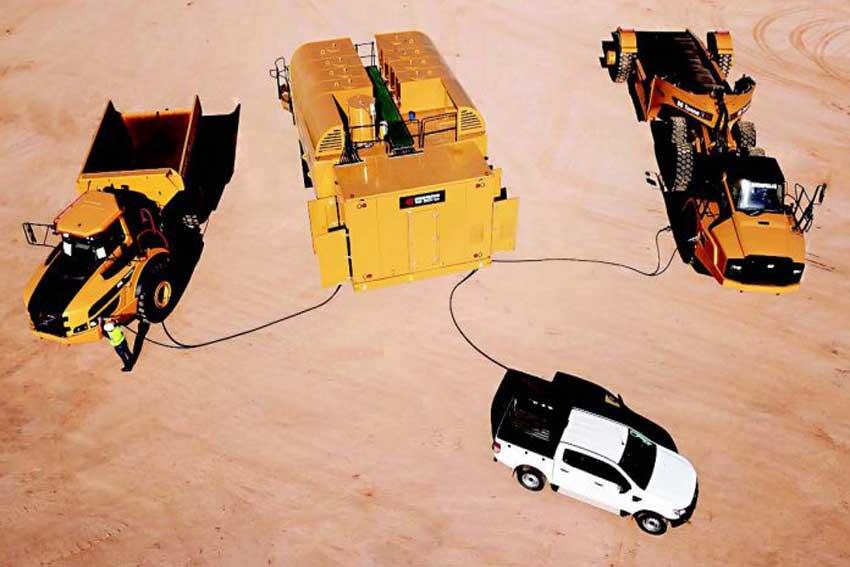 Mining partnership for Africa